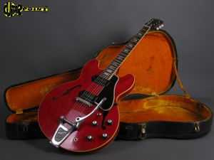 Gibson ES-330 60s