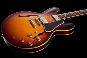 Gibson ES-335 body beauty